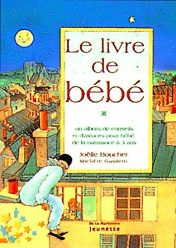 Le Livre de bébé par Michèle Guidetti