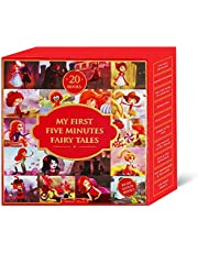 My First Five Minutes Fairy Tales Boxset: Giftset of 20 Books for Kids (Abridged and Retold)