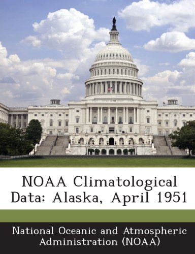 NOAA Climatological Data: Alaska, April 1951