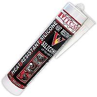 Vitcas - Silicone Resistente Alle Alte Temperature, 310 Ml