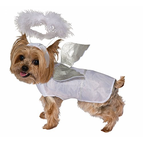 Dress Angels Fancy (Angel Pet Costume Medium)