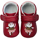 Ju Ju Be Rcm Polka Owl, Baby Girls' Standing Baby Shoes