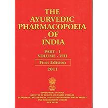 Amazon ayurveda books the ayurvedic pharmacopoeia of india part i volume viii first edition 2011 fandeluxe Gallery