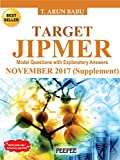 Target Jipmer Pgmee NOV 2017 supplement