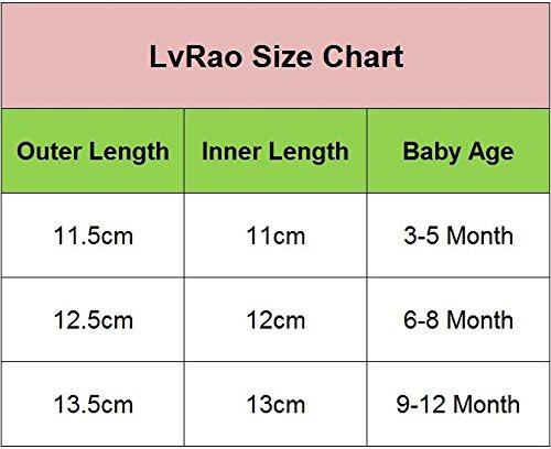 LvRao Neugeborenes Baby Stiefel Winter Herbst Angenehm Weiche Säugling Schuhe Krabbelschuhe für Kleine Babys Khaki