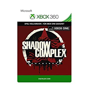 Shadow Complex [Xbox 360/One – Download Code]