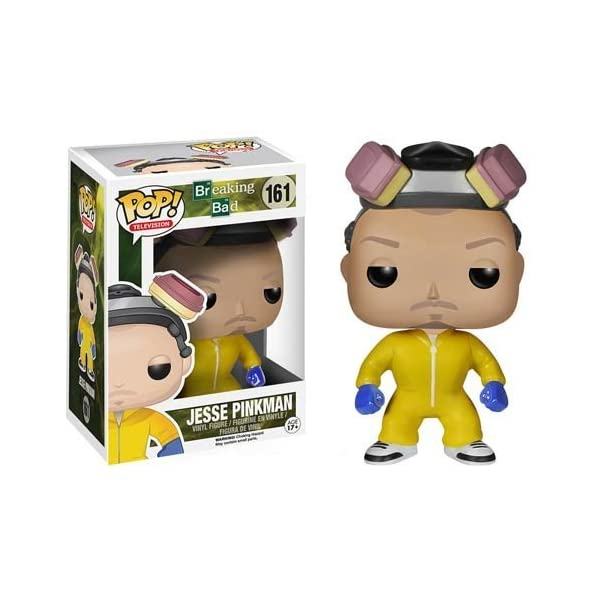 Funko Pop Jesse Pinkman con traje de cocinar (Breaking Bad 161) Funko Pop Breaking Bad