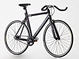 50cm Aluminium Fixed Gear Bike- Fixie Single speed bike- Flip Flop Wheel