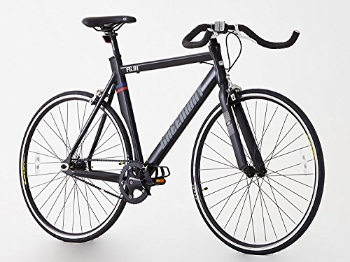 Aluminum Single Speed ​​Fixie Fixed Gear Bike- Bike- Wheel Flip Flop