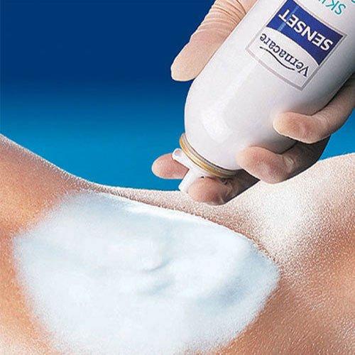 Senset Cleansing Foam - Triple Pack Healthcare