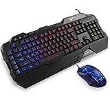 Die besten Havit Gaming Computer - Havit HV-KB558CM Black Tastatur Bewertungen