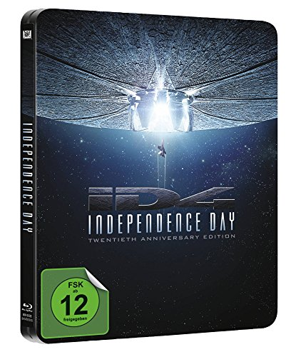 Independence Day (Extended Cut) Steelbook [Blu-ray] [Limited Edition]