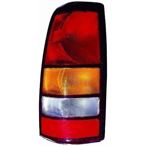 GMC Sierra 04-07 Tail Light Assembly 1500/2500/3500-Ruota posteriore, lato sinistro US CAPA di Depo