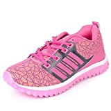 #6: SHOES T20 Women's Pink Mesh Running Shoe