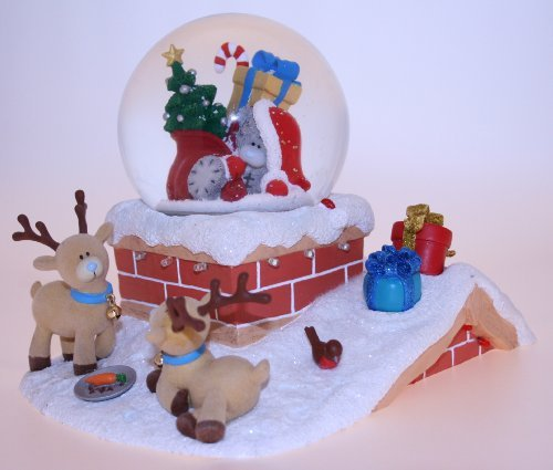 Santa's on his way Me to You Bear Figurine