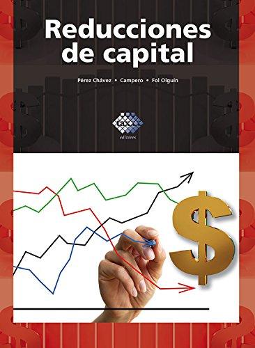 Reducciones de capital 2017 por José Pérez Chávez