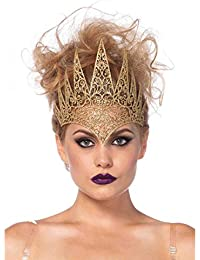 Leg Avenue Die Cut Royal Crown, Gold
