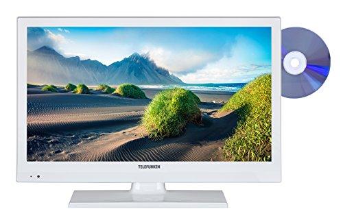Telefunken XH20D101D-W 51 cm (20 Zoll) Fernseher (HD Ready, Triple Tuner, DVD-Player)