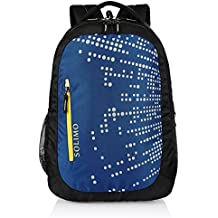 Amazon Brand - Solimo Laptop Backpack for 15.6-inch Laptops