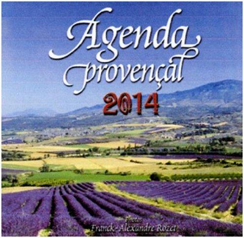 Agenda provençal 2014 : Lavande