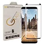 Samsung Galaxy S8 plus Panzerglas, MALELA Galaxy S8+ Schutzfolie{0.3mm 2.5D 9H }...