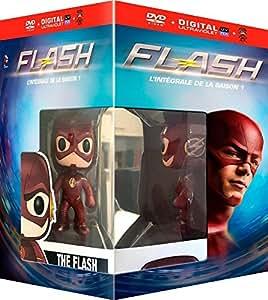 Flash - Saison 1 - DVD - DC COMICS [+ figurine Pop! (Funko)]