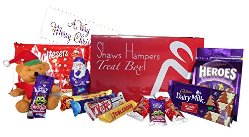 Shaws Hampers Christmas Chocolate Hamper