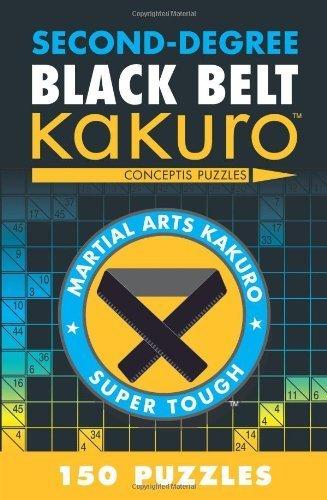 second-degree-black-belt-kakuro-martial-arts-puzzles-series-by-conceptis-puzzles-2012-paperback