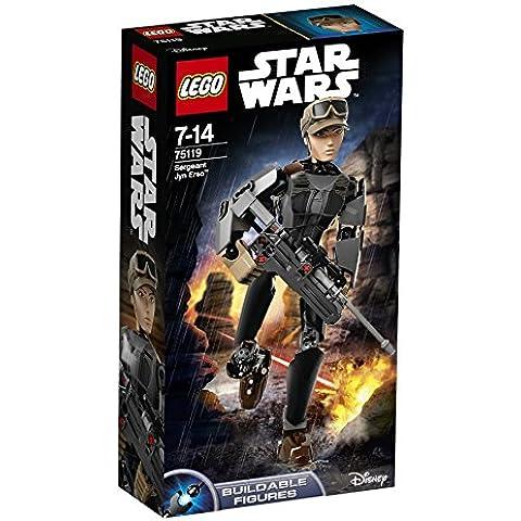 LEGO Star Wars - Sargenta Jyn Erso (75119)