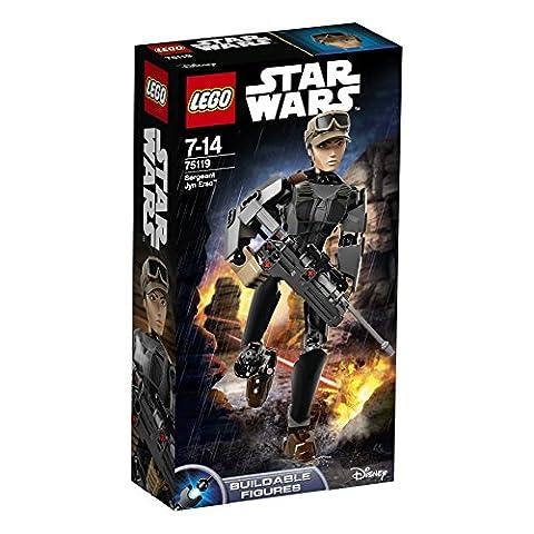 LEGO - 75119 - Star Wars - Figurine - Sergente Jyn Erso