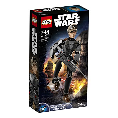 Lego - 75119 - Constraction Star Wars - Sergeant Jyn Erso