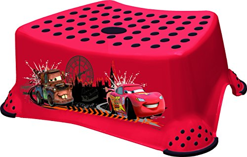 Plastorex Marche-Pieds - Disney Cars Plastorex