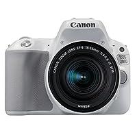 Canon EOS 200D 18-55mm Fotoğraf Makinesi, Full HD (1080p), Beyaz