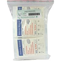 AUGENKOMPRESSEN 56x70 mm steril 25 St Kompressen preisvergleich bei billige-tabletten.eu