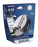 Philips 42403WHV2S1 Xenon-Scheinwerferlampe WhiteVision D3S Gen2, Einzelblister