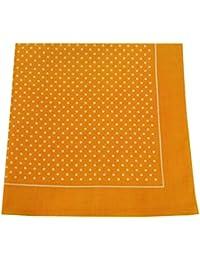Tobeni 548 Bandana Kopftuch Halstuch Nickituch in 100 Baumwolle für Damen und Herren