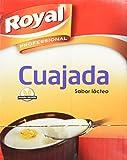 Royal - Cuajada, sabor lácteo, 36 x 24 g
