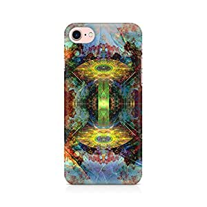 NXT GEN Trippy Symmetry Premium Printed Mobile Back Case Cover For Apple iPhone 7