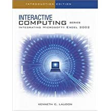 Excel 2002 Introduction Interactive Computing Series