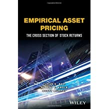 Empirical Asset Pricing: The Cross–Section of Stock Returns