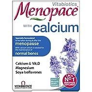 Vitabiotics Menopace Calcium - 60 Tablets