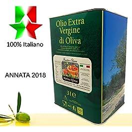 Frantoio Oleario Martino Alfonso Martino Olio Extravergine – 3 litri