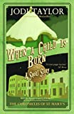 When a Child Is Born by Jodi Taylor front cover