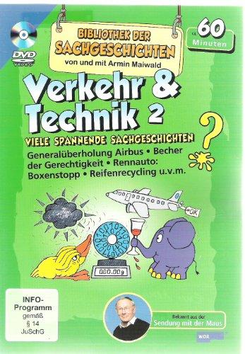 Verkehr & Technik 2 Bibliothek der Sachgeschichten WDR Maus
