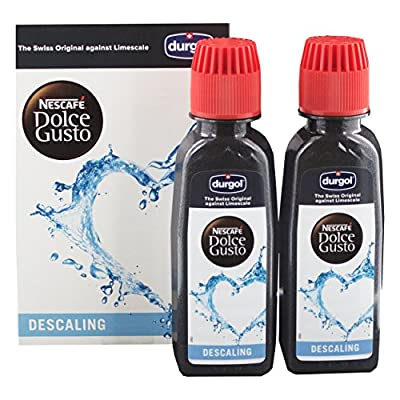 Dolce Gusto Durgol Water Descaler for Dolce Gusto Machines