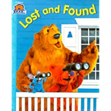 Lost and Found (Bear in the Big Blue House (Board Books Simon & Shuster))
