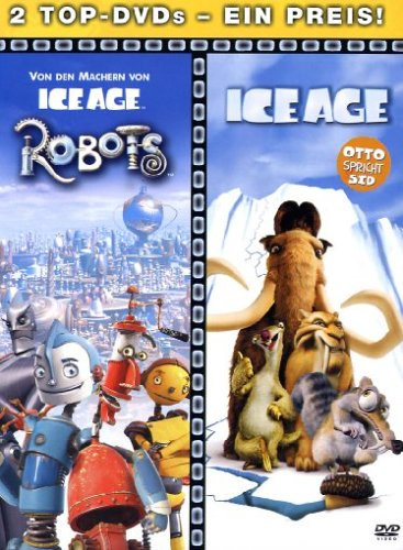 Robots / Ice Age [2 DVDs]