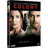 Coffret colony, saison 1