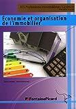 Economie et organisation de l'immobilier BTS Professions immobilières / Licence Première année