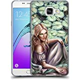 """Officiel Tiffany """"Tito"""" Toland-Scott Protections De Lis Sirènes Étui Coque en Gel molle pour Samsung Galaxy A5 (2016)"""